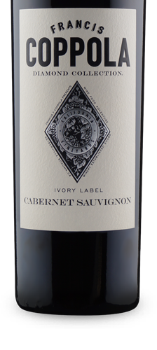 Diamond Collection Ivory Label Cabernet Sauvignon 2014 von Francis Ford Coppola