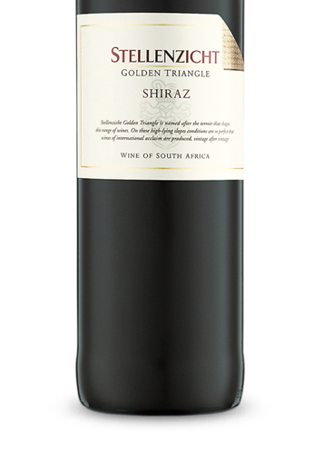 Shiraz Golden Triangle 2012 von Stellenzicht