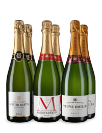 Champagne – onze bestsellers